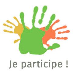 participer : adhérer, faire un don